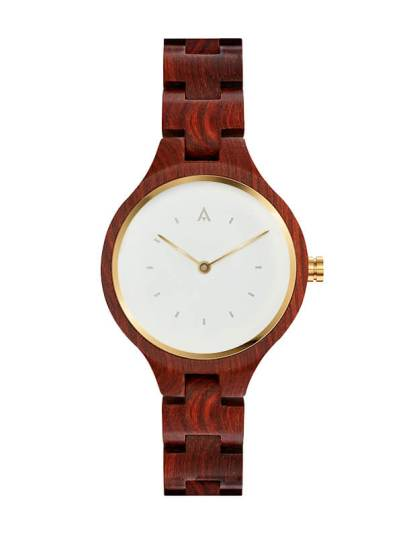 MAM_ORIGINALS-Wood_watch-Woman-GEESE-RED-front-01